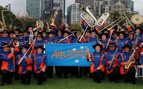 Australian Youth Band 40th Anniversary Concert 2019